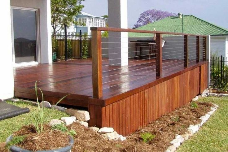 Timber Decking | Ross Street Building Supplies