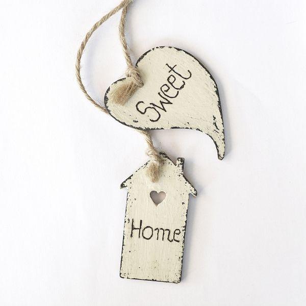 Anhänger Sweet Home von ideen-depot auf DaWanda.com ...