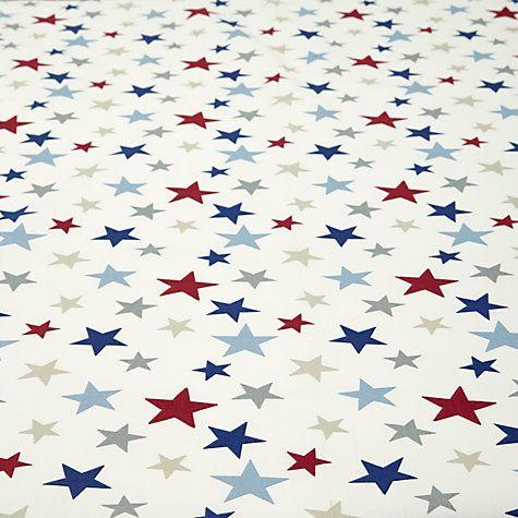 Buy John Lewis Multi Stars Fabric Online at johnlewis.com