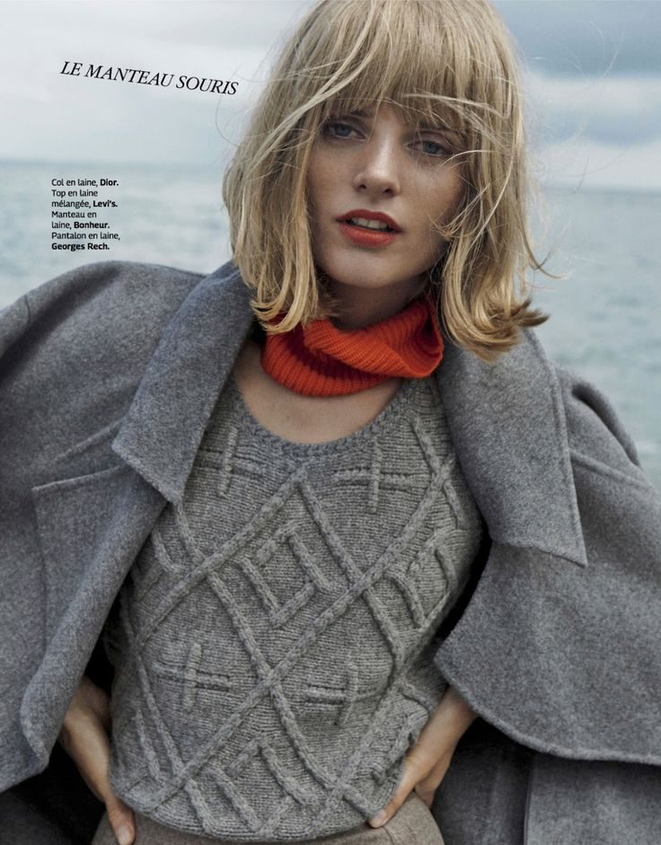 mariska van der zee by alessandro furchino for grazia france aug 2014