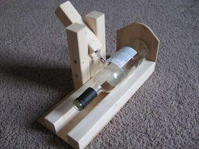 soporte para el corte de botellas                                                                                                                                                                                 Más