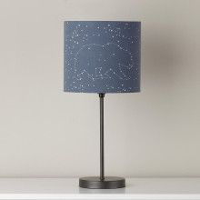 Star Gazer Table Lamp Shade from The Land of Nod