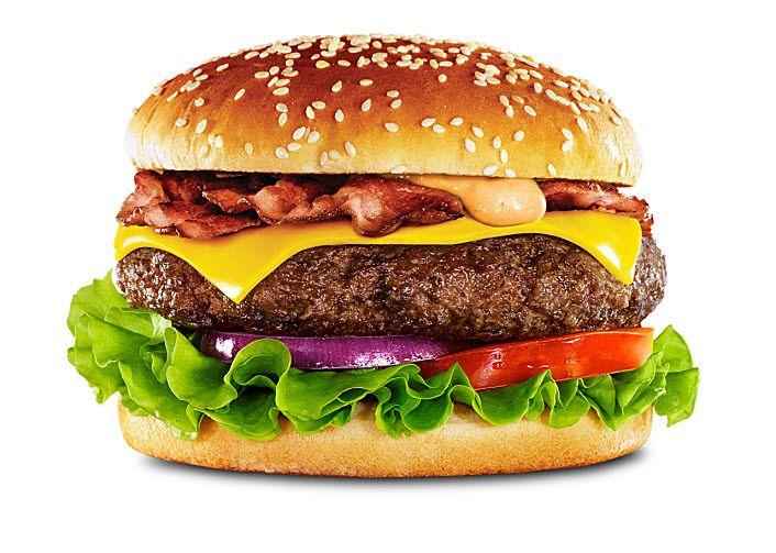 Grand de Luxe - Cheese 'n' Bacon, Hamburgerrecept   Max