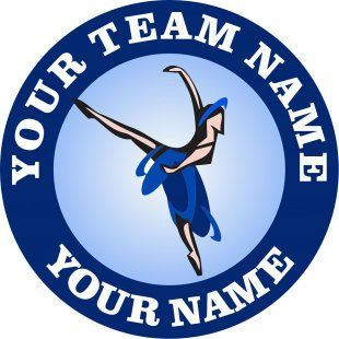 Customized Ballet logo 01