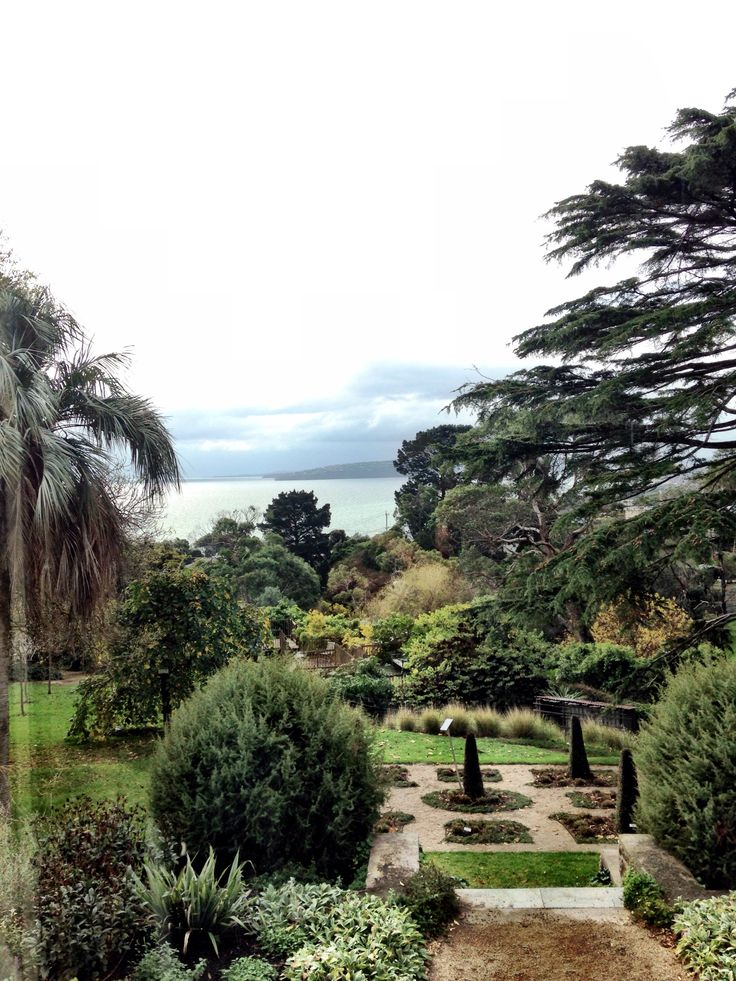 Heronswood herbal gardens | Victoria state #roadtripmelbourne