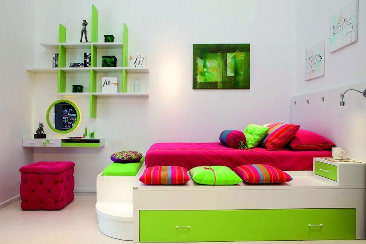 Cmo armar un cuarto para adolescentes  Dormitorio juan