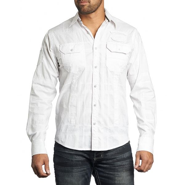 Men's Shirt Affliction State Of Mind | MMA shop - clothing and equipment for Martial Arts | Affliction