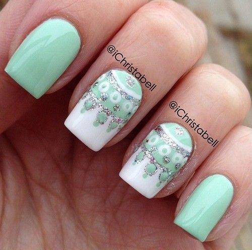 17 Best Images About Cute Nail Arts On Pinterest