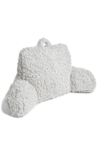 Free shipping and returns on Nordstrom at Home Shaggy Faux Fur Backrest Pillow at Nordstrom.com. Plush, shaggy faux fur lends lavish texture to a touchably cozy backrest pillow.