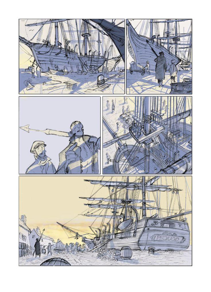 les dessins de pierre Alary: November 2010