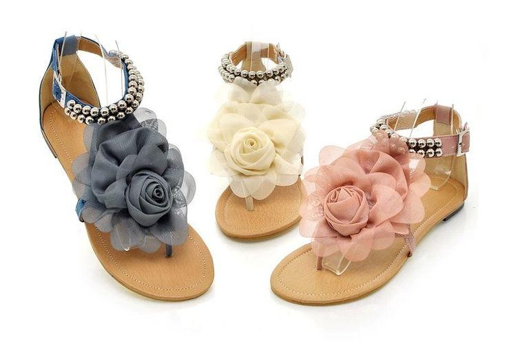 NIEUW! Ibiza flower sandalen in drie kleuren & maat 36 t/m 40,5 t.w.v. €49,95 voor €16,95 #sandalen #korting #mode #schoenen #shoeporn https://www.vouchervandaag.nl/sandalen-slippers-Ibiza-flower-schoenen-shoes-zomer-aanbieding-online-korting