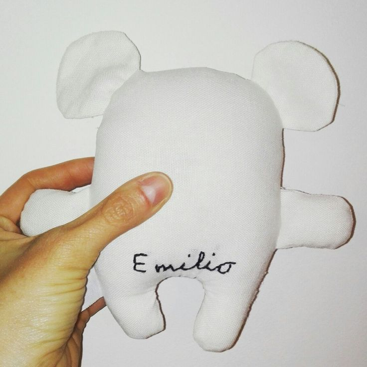 Customize your plushie to make it even more special!