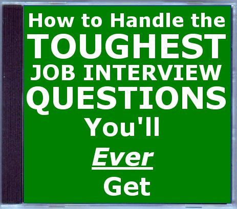 Top 100 Job Interview Questions Asked, with Explanations, Tips and Advice (for top 20, lists 80 questions, looks like the rest can be bought, but these 20 are helpful)