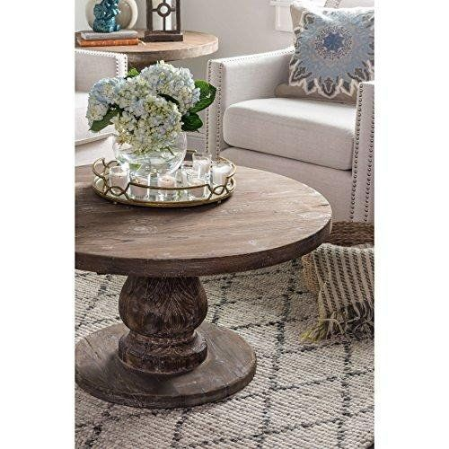 Distressed Round Coffee Tables: 17 Best Ideas About Round Coffee Tables On Pinterest