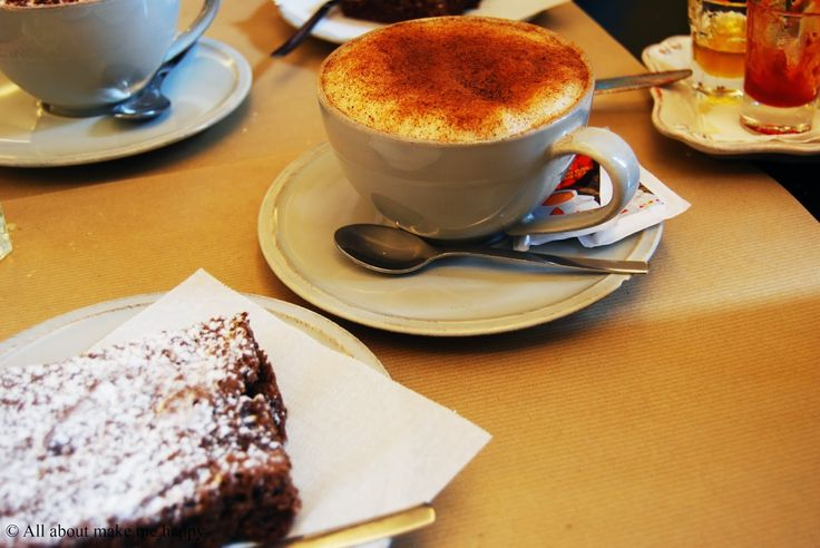 CHOUPANA CAFFE: BRUNCH