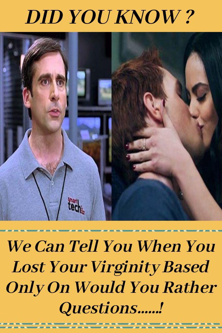 what age should i lose my virginity quiz