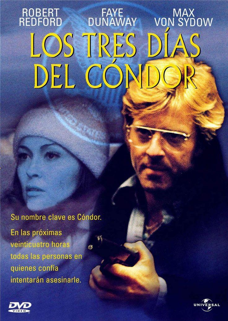 Los Ttres Dias Del Condor | BukerMovies