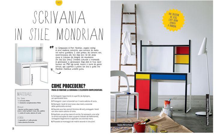 Oltre 25 fantastiche idee su mobili immerso su pinterest - Trasformare mobili ikea ...