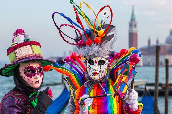 23absolutely mesmerizing photos ofthe Venice Carnival
