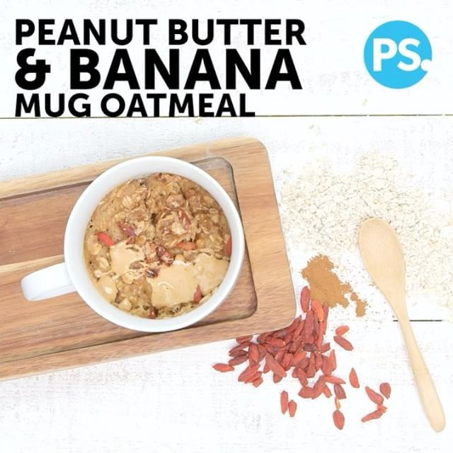 """- Glow by POPSUGAR (@glowbypopsugar) on Instagram: """"Yep, you can make your morning oatmeal taste like cookies (and still stay healthy) 💪🏼…"""""""