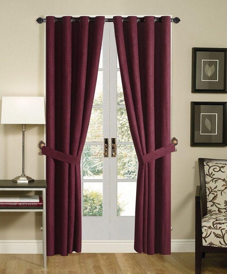 Telas para cortinas de habitación