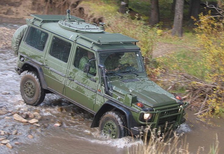 From our list of the 10 Most Reliable Overlanding Vehicles in the U.S. - No. 7: The Mercedes G500 4x4. Find the best lights for your overlanding beast here: http://www.projectlm.com/main-shop/