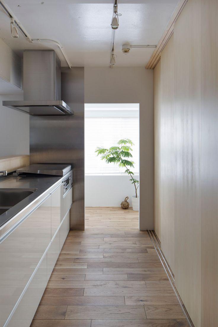 French dessert influences Tokyo apartment interior by Taka Shinomoto and Voar Design Haus
