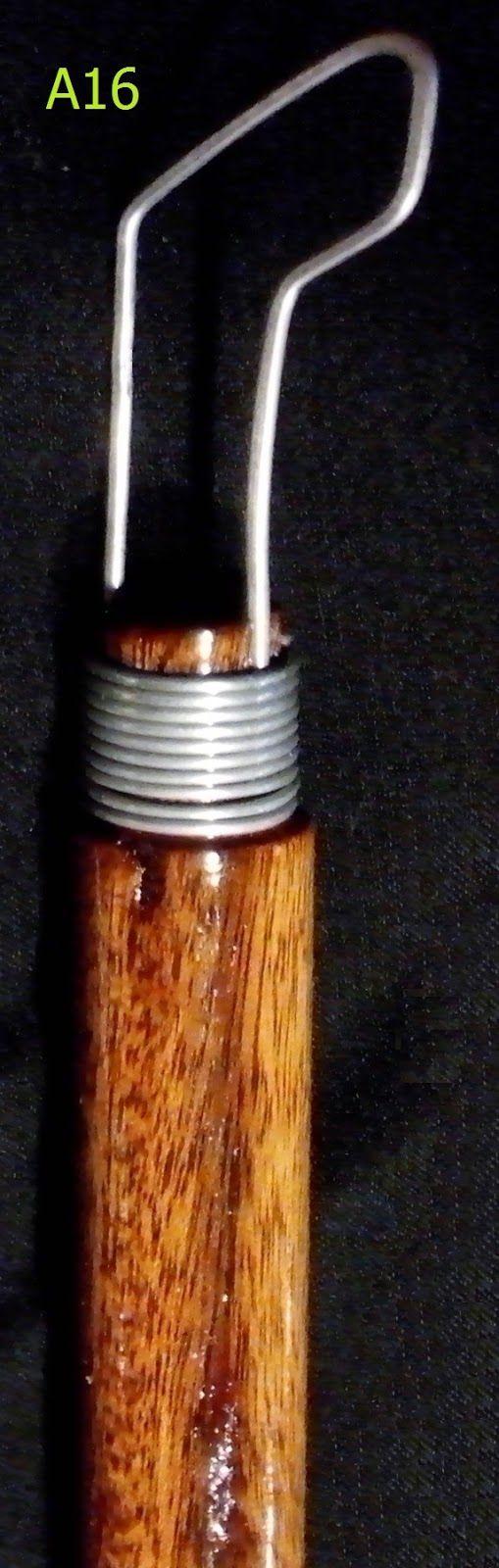 Churlingham Tools - Herramientas para Ceramistas: Desbastadores para Arcilla
