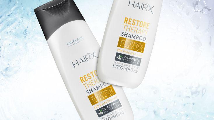 Hair | Oriflame Cosmetics