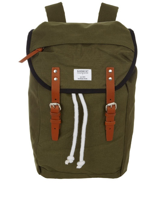 Khaki Hans Hiking Backpack