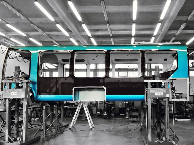 Modulo Bus on Behance Design by Maform In manufacturing