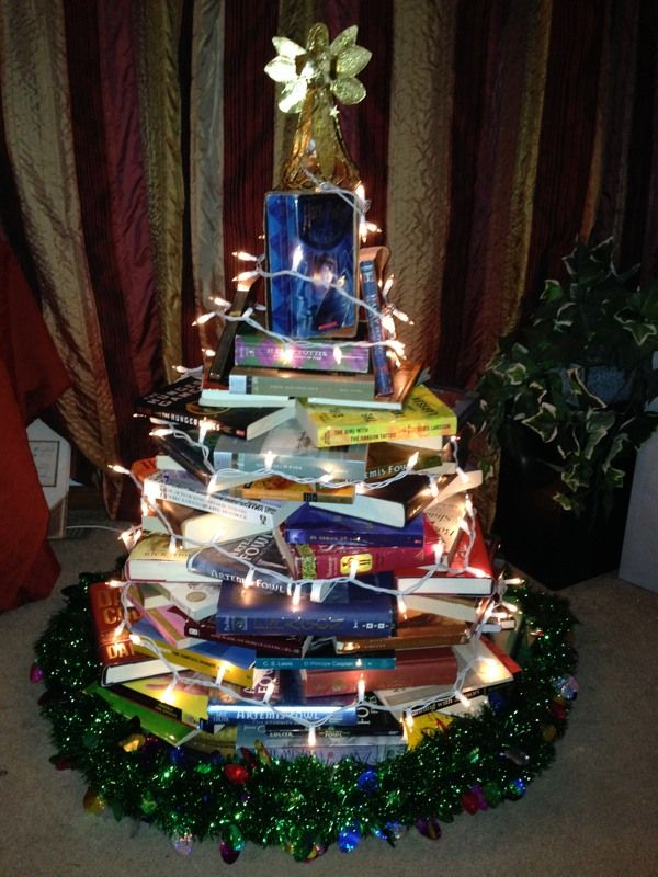 Where Do You Put Your Christmas Tree Part - 46: Finest Best Ideas About Book Christmas Tree On Pinterest Book Tree With  Where To Put Your Christmas Tree.