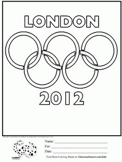 Free kids london olypics coloring pages! olympics pinterest Free Tractor Coloring Pages Free Color Page Free Printable Worksheets