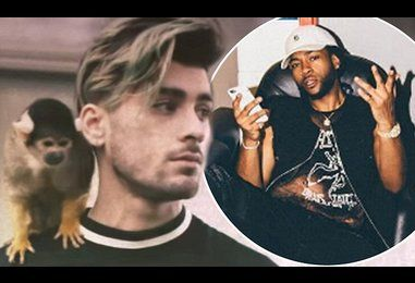 PartyNextDoor UNFOLLOWS and DELETES Zayn Malik from social media