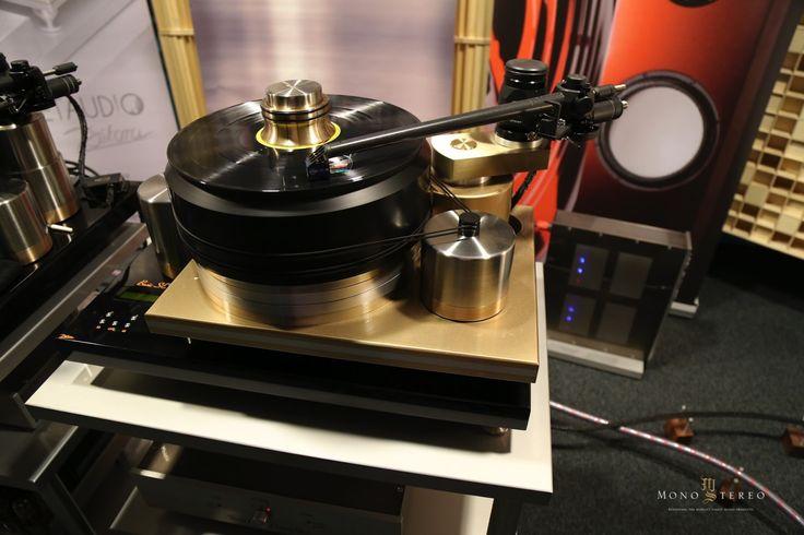 Allmet Audio J Sikora Turntable And Kuzma 4point 14