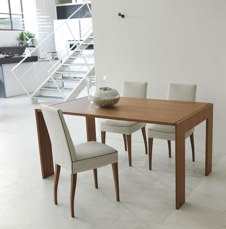 Natural Dining Room Furniture Arrangement Ideas With Interesting Light Brown Folding Dining Table Designs And Modern Wood Folding Chair Padded Seat Ideas