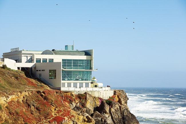 Cliff House at Ocean Beach