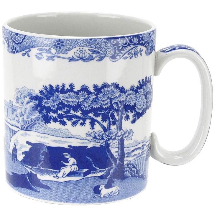 Blue Italian mugg – Spode – Köp online på Rum21.se