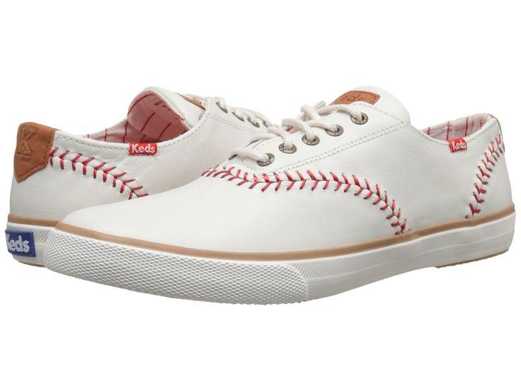 KEDS Champion Baseball Leather. #keds #shoes #