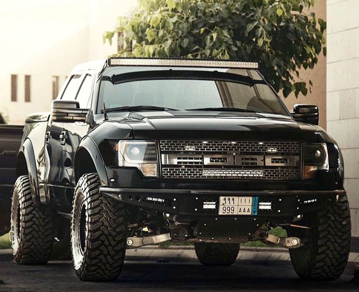 The only ford I would ever want to drive...wait it is the only FORD I drive lol