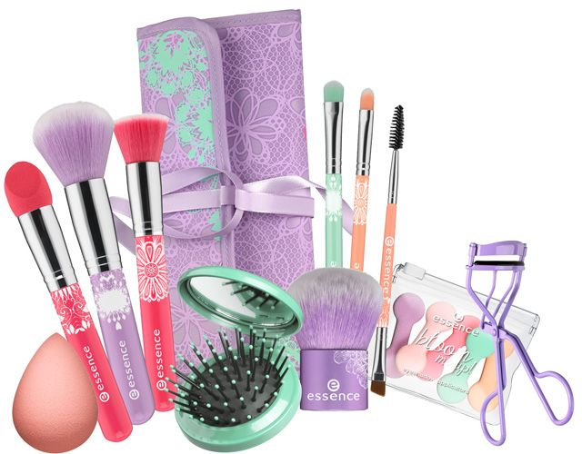 Essence Bloom Me Up! Tools for Spring 2014