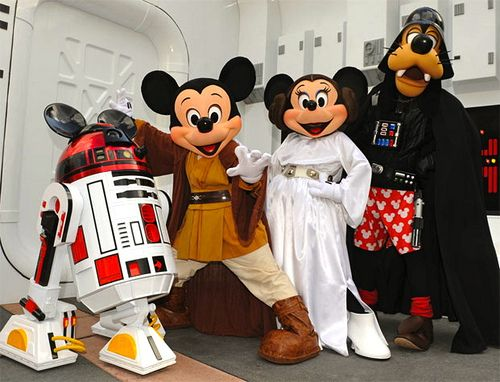 Star Wars Weekend at Disney