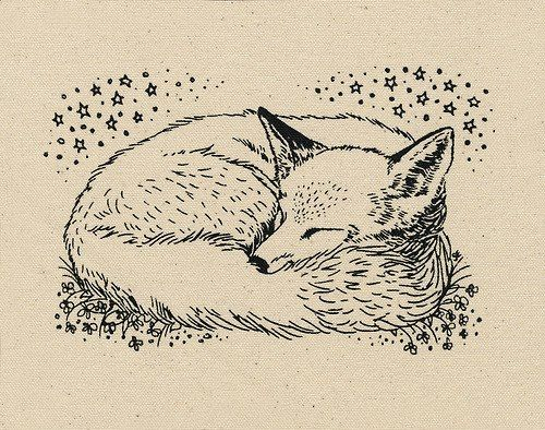 fox illustration                                                                                                                                                     More