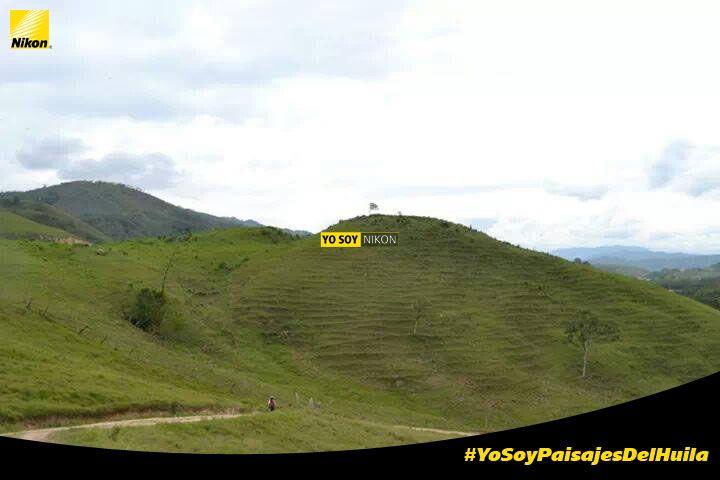 Flaka Calderon #YoSoyPaisajesDelHuila