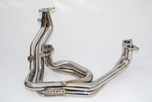 Invidia 2004-2013 Subaru WRX STI/ 2008-2014 Impreza WRX/ 2009-10 Impreza 2.5 GT Equal Length Big Piping Turbo Manifold (Use w/ sub11109AA151 oil pan)