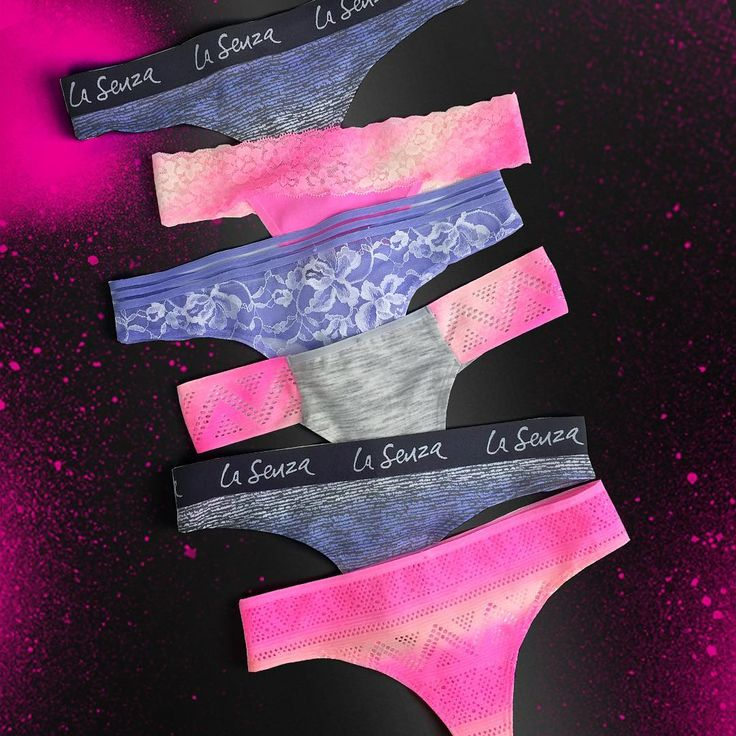Can't decide which one? That's okay panties are 8 for $30.95. | La Senza