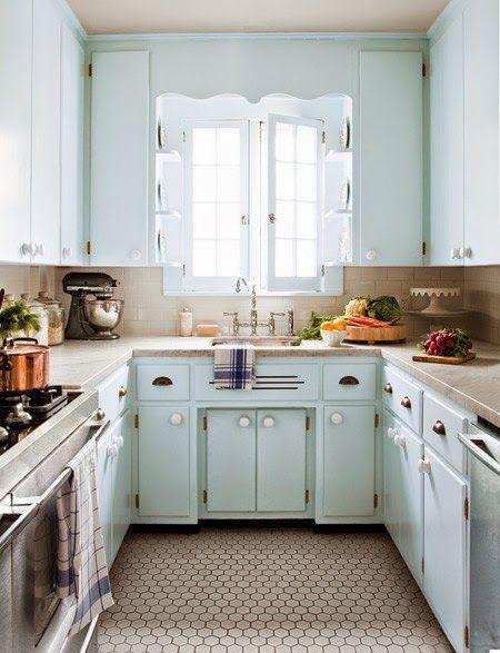 tips para decorar cocinas pequeas