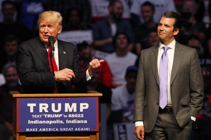 Donald Trump Jr.'s 'Denials' On Russian Collusion Are Actually Confessions: TRUMP Jr. Colluded with Russia. Fact.