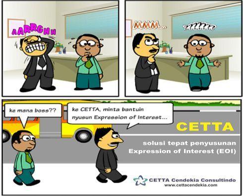 Cetta, solusi tepat pembuatan Expression of Interest (EOI)