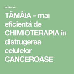 TĂMÂIA – mai eficientă de CHIMIOTERAPIA în distrugerea celulelor CANCEROASE